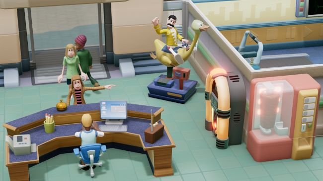 Two Point Hospital - PS4, Xbox One