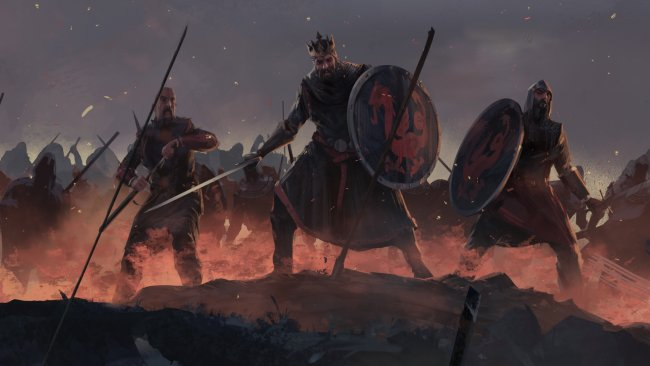Conheçam Total War Saga: Thrones of Britannia