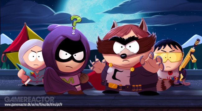 Livestream: South Park: The Fractured but Whole