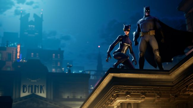 É Oficial: Batman invadiu Fortnite