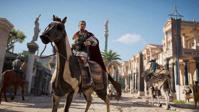 À Descoberta do Egito em Assassin's Creed: Ancient Egypt