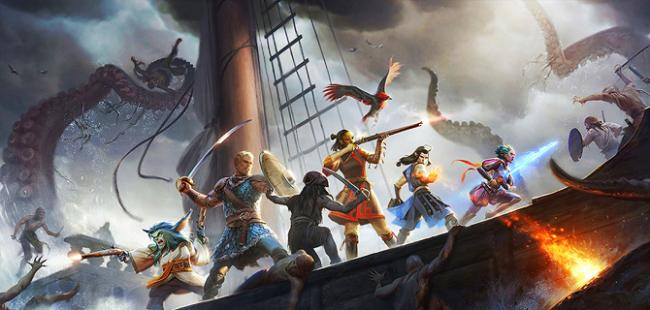 Obsidian está insatisfeita com vendas de Pillars of Eternity