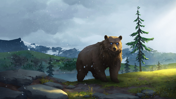 Novo trailer de Northgard mostra o Clã do Urso