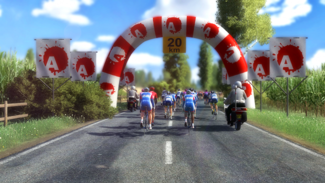 Beta de Pro Cycling Manager 2020 anunciada para breve