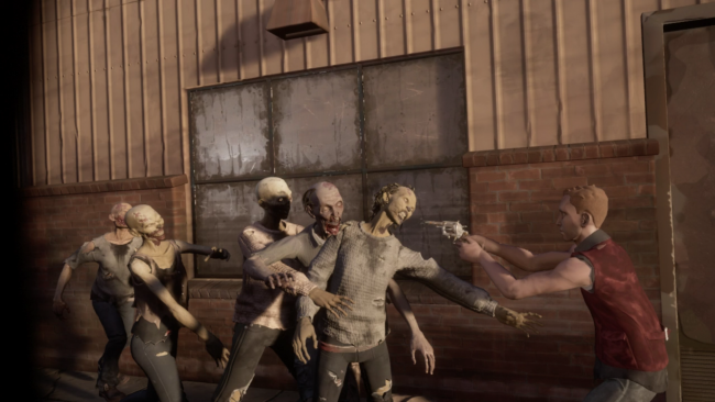 The Walking Dead: Saints & Sinners chegou à realidade virtual