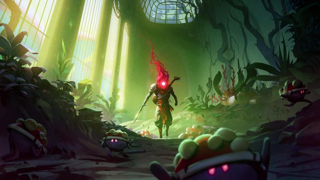 The Bad Seed é a próxima expansão de Dead Cells