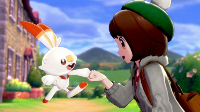 Pokémon Sword bate Star Wars no Reino Unido