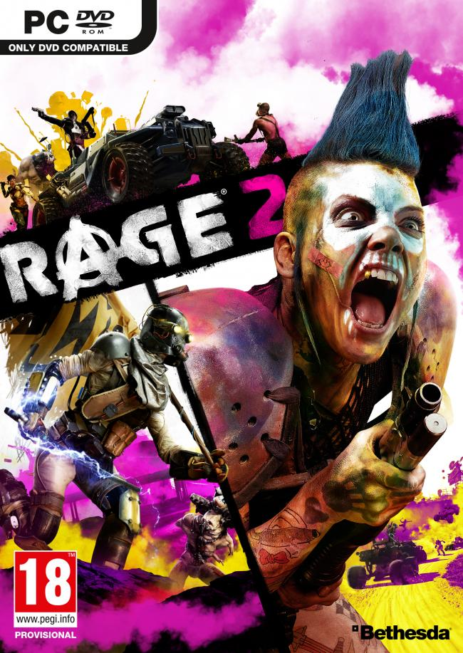 Rage 2, Injustice 2, e Kingdom Come, todos a caminho do PS Now