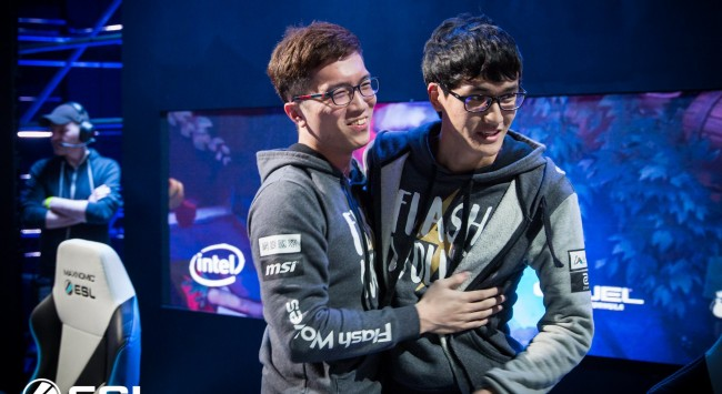 Flash Wolves claim victory at IEM Katowice