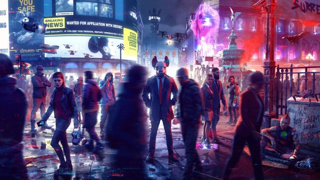 Ubisoft mostrou novo trailer de Watch Dogs Legion