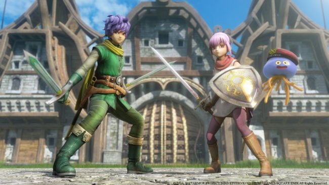 Dragon Quest Heroes II confirmado para PC