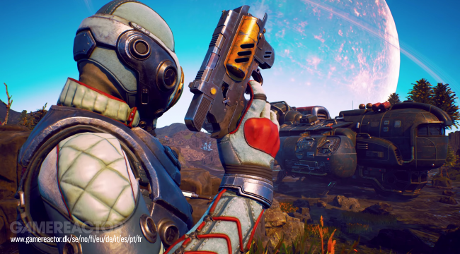 Requisitos mínimos e recomendados de The Outer Worlds