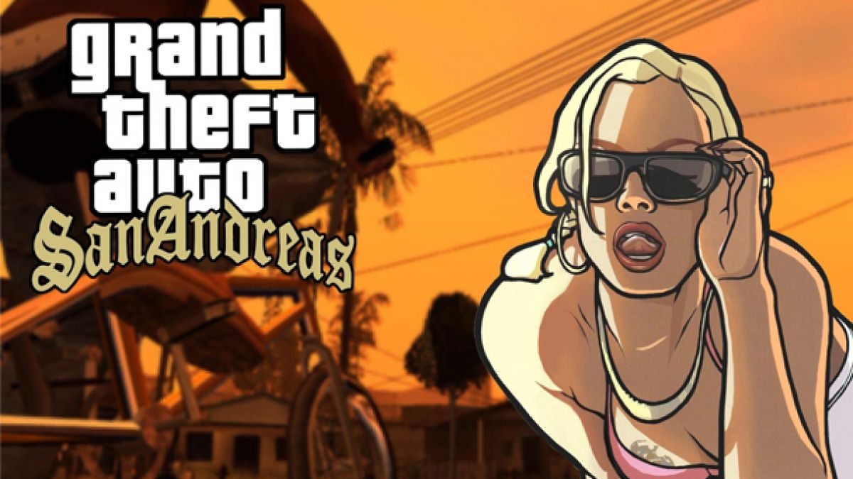 Grand Theft Auto: San Andreas Análise - Gamereactor