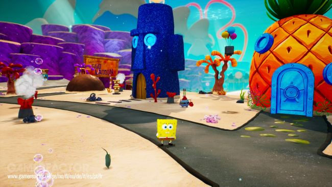 SpongeBob SquarePants: Battle for Bikini Bottom - Rehydrated [Review]