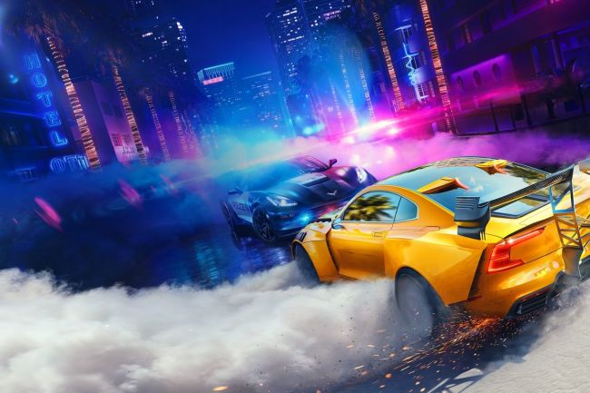 Vejam jogabilidade de Need for Speed Heat