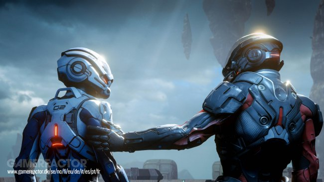 Mass Effect: Andromeda entra no EA/Origin Access