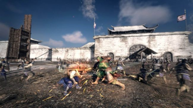 Dynasty Warriors 9 Empires foi anunciado para 2021