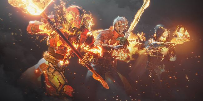 Bungie vai afinar as subclasses Solar de Destiny 2