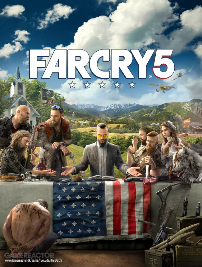 A Última Ceia de Far Cry 5