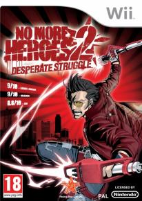 No More Heroes 2: Desperate Struggle