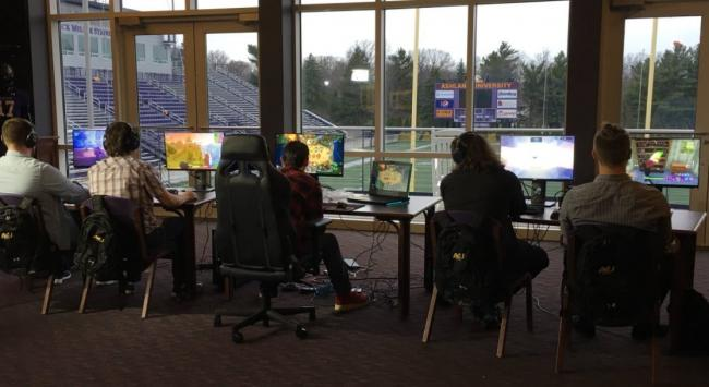 Ashland University adds Fortnite to its esports program