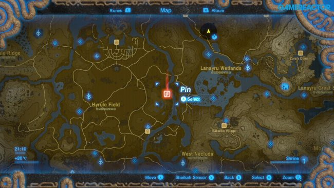 Guia: Os Segredos de Zelda: Breath of the Wild
