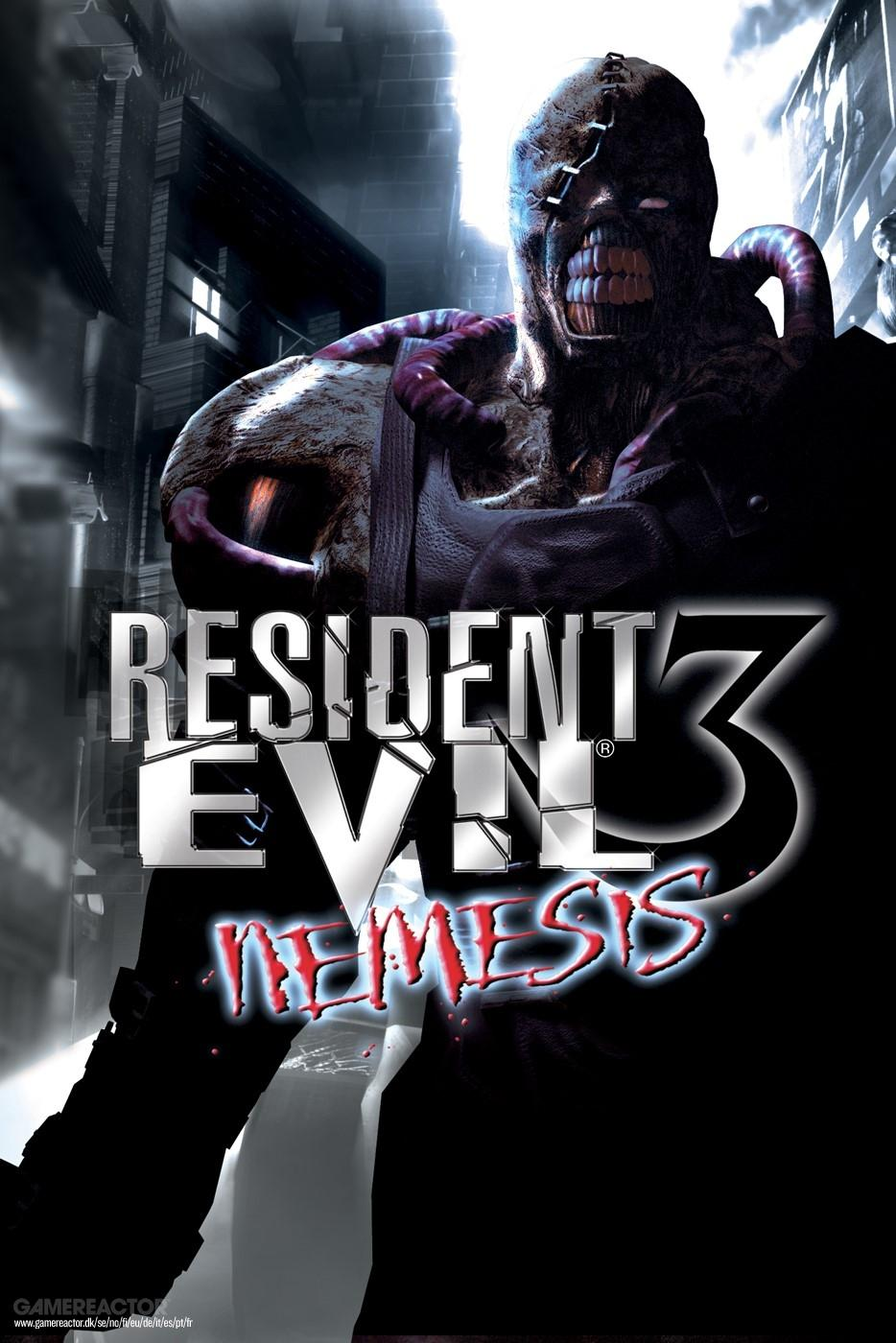 resident evil 3 remake wallpaper iphone