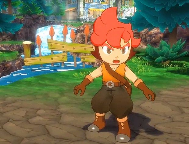 Little Town Hero confirmado para a PS4