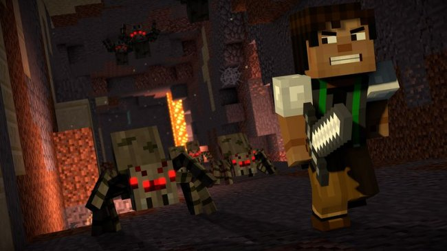 Minecraft: Story Mode - Episódio 1, Temporada 2