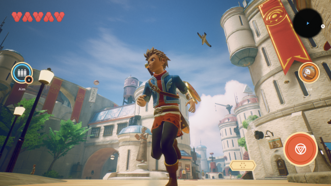 Oceanhorn 2: Knights of the Lost Realm vai chegar em breve à Switch