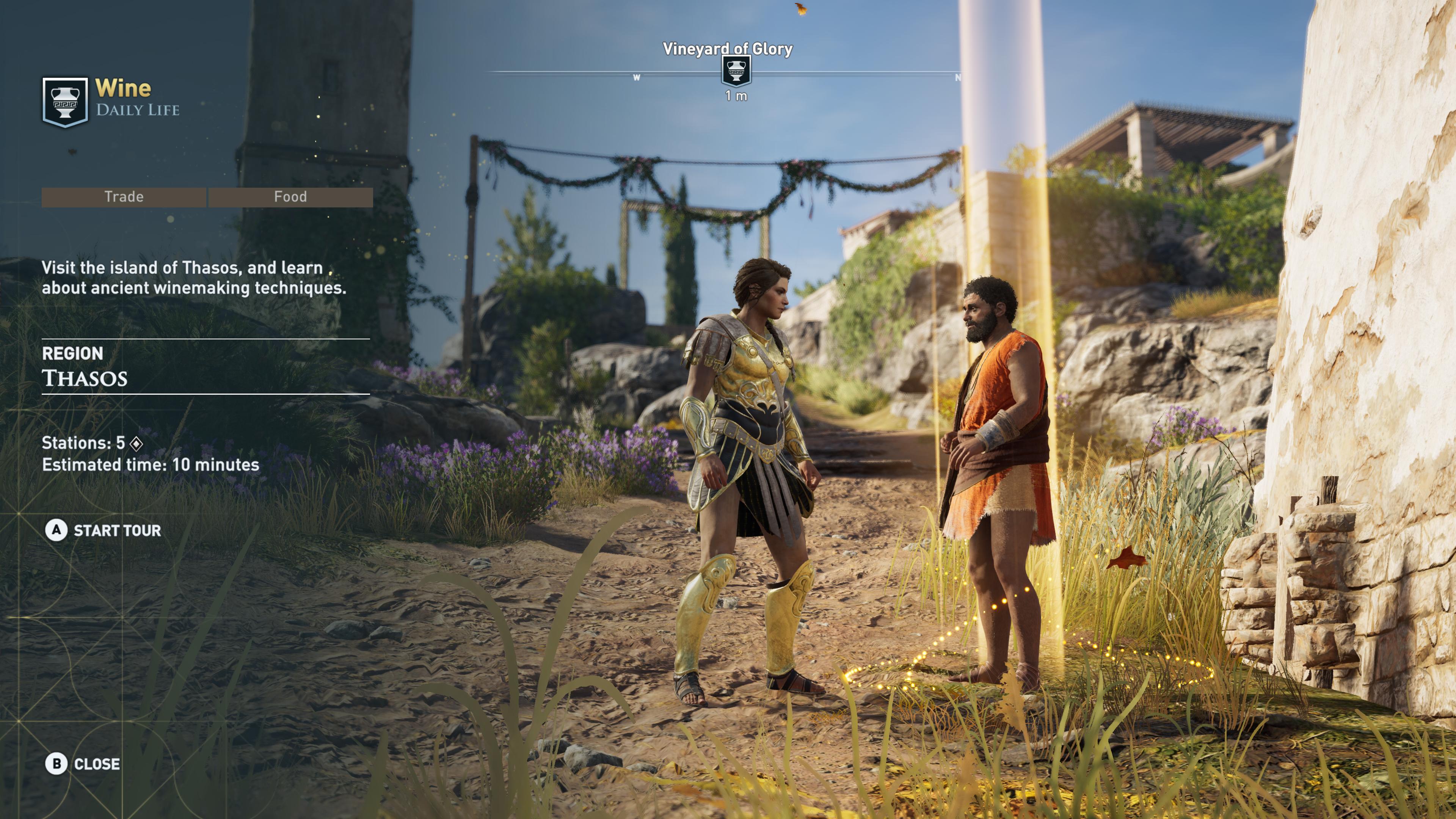 O discovery mode de assassin's creed traz uma das maneiras mais inteligentes de ensinar história nos games: fazendo um tour interativo em 3d.