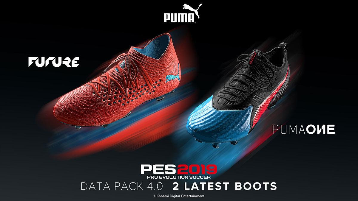 Imagens de Data Pack 4.0 já chegou a Pro Evolution Soccer