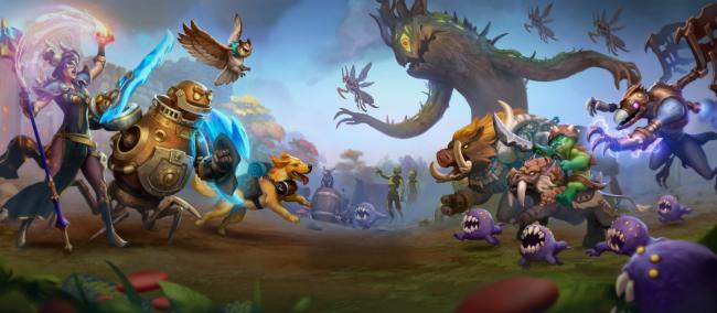 Torchlight Frontiers é oficialmente Torchlight III