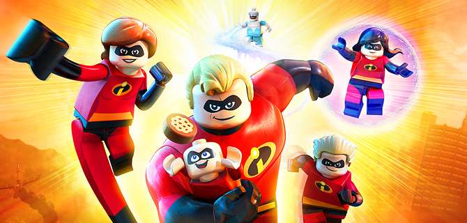 Entrevista Lego The Incredibles