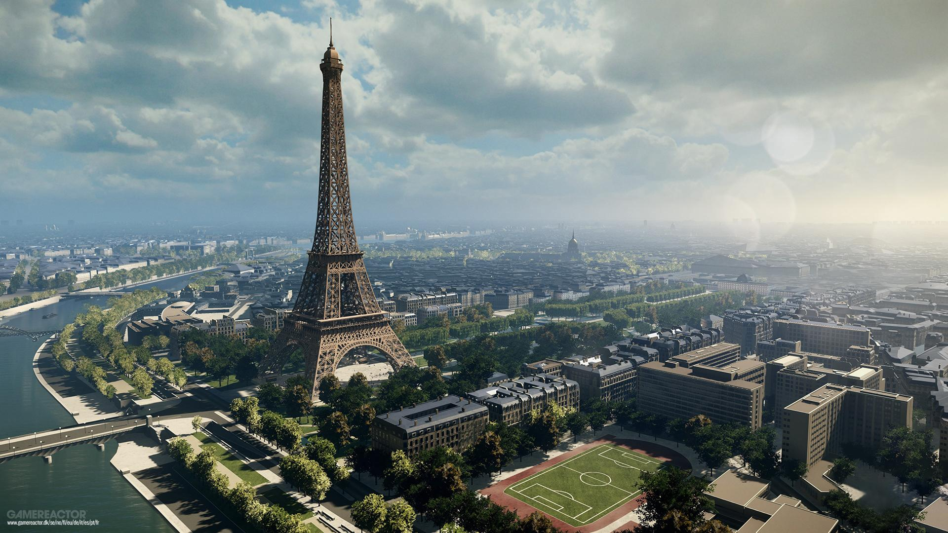 The Architect: Paris permitirá desenhar e criar edifícios originais