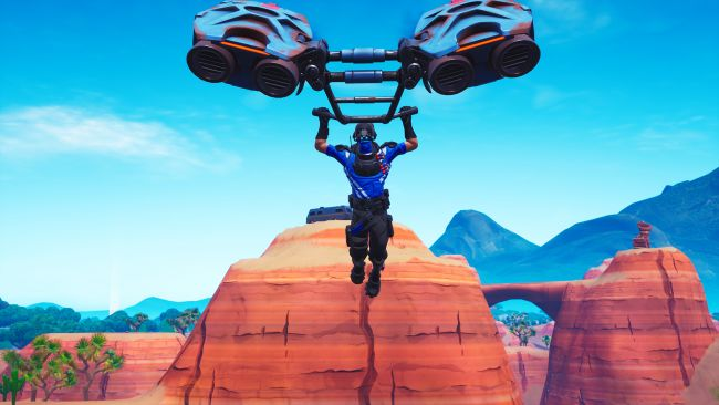 Nova skin exclusiva para Fortnite