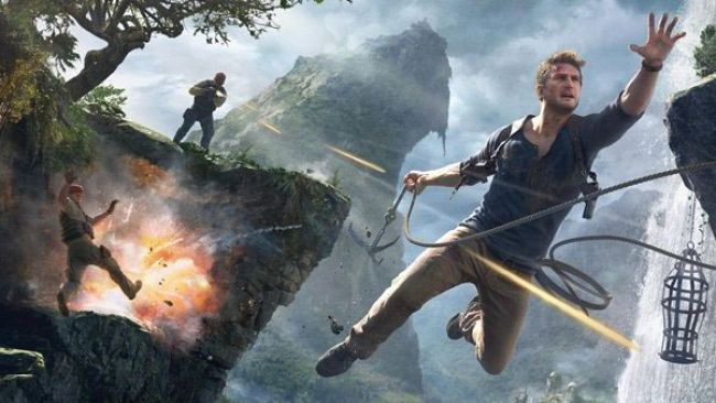 Uncharted 4: End Thief