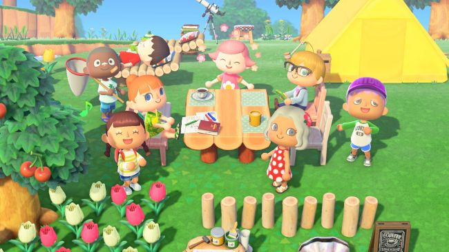 Animal Crossing: New Horizons vai expandir jogabilidade online