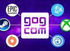 GOG Galaxy integra Epic Games Store