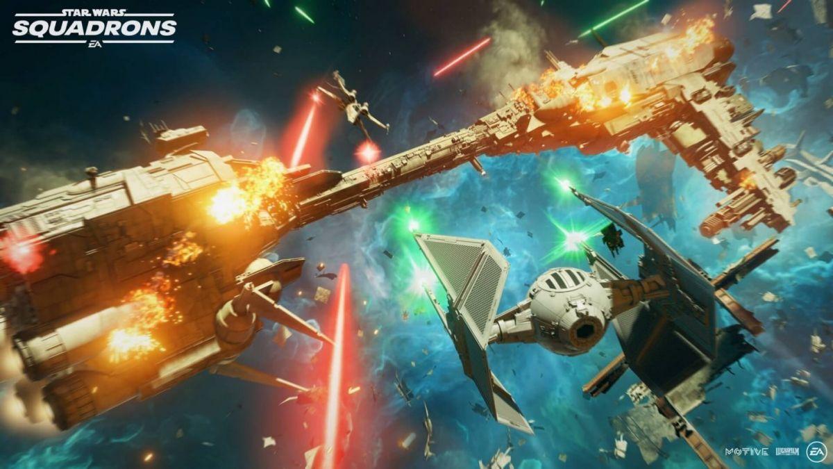 Star Wars: Squadrons Análise - Gamereactor