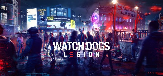 Ubisoft mostra Watch Dogs: Legion de Xbox Series X
