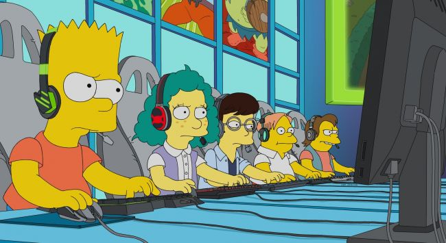 New Simpsons episode tackles esports