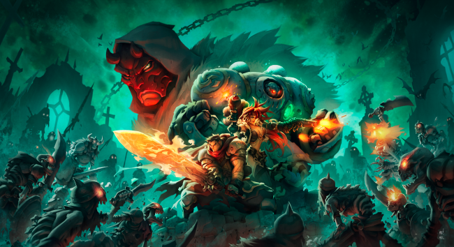 Battle Chasers: Nightwar vai custar 10 euros em iOS e Android