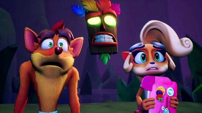 Veja o novo trailer de Crash Bandicoot 4 para PS5