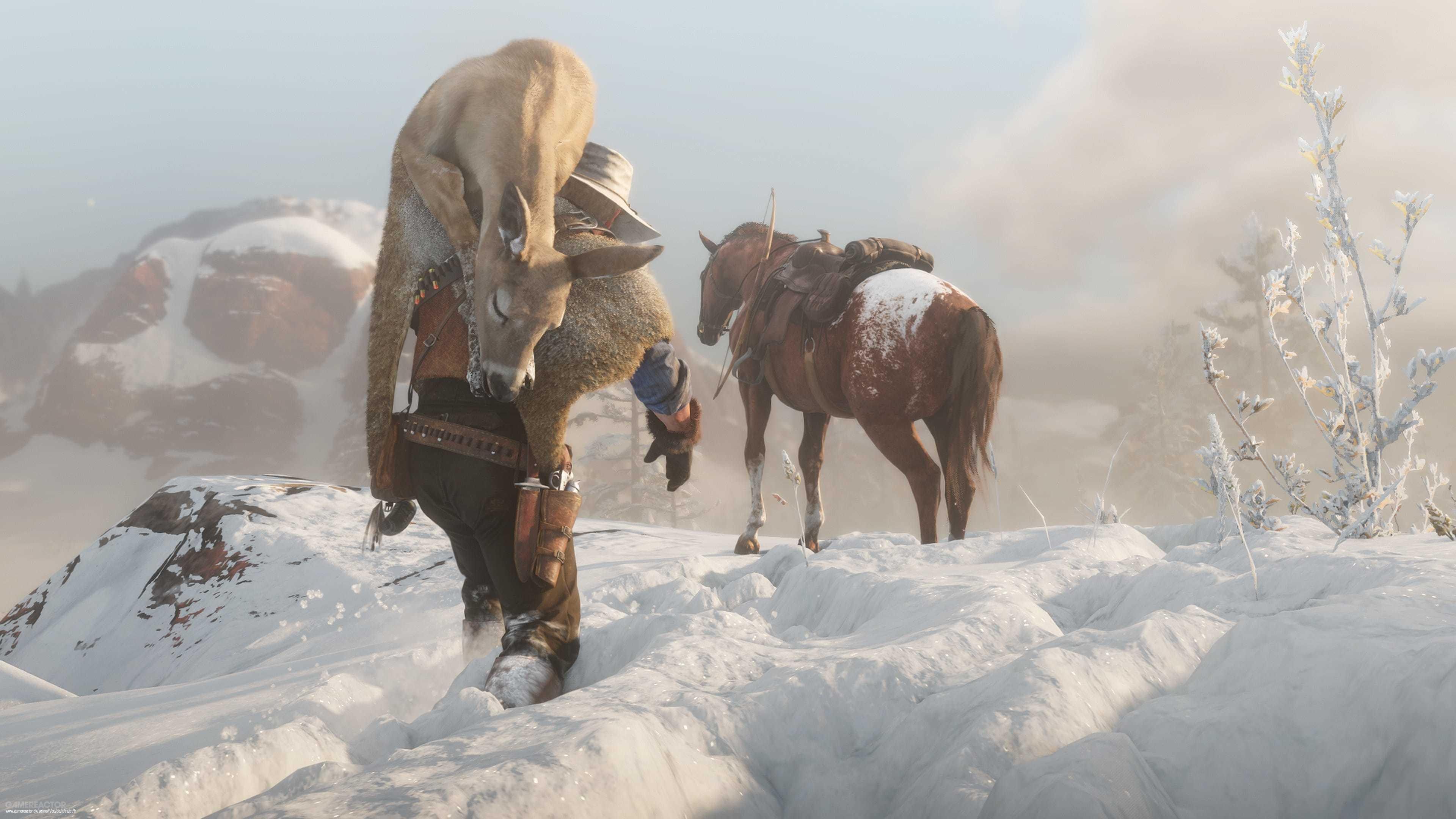 Red Dead Redemption 2  Guia de Caça dd672ac27ed
