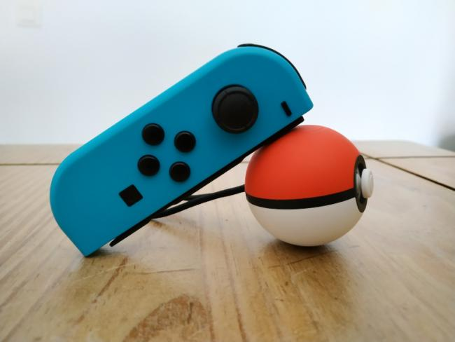 Guia da Poké Ball Plus de Pokémon Let's Go