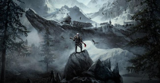 De Regresso a Skyrim em The Elder Scrolls Online: Greymoor
