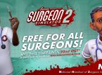 Surgeon Simulator 2 é gratuito para cirurgiões reais