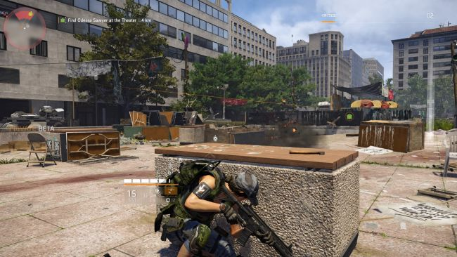 The Division 2 - Análise Inicial