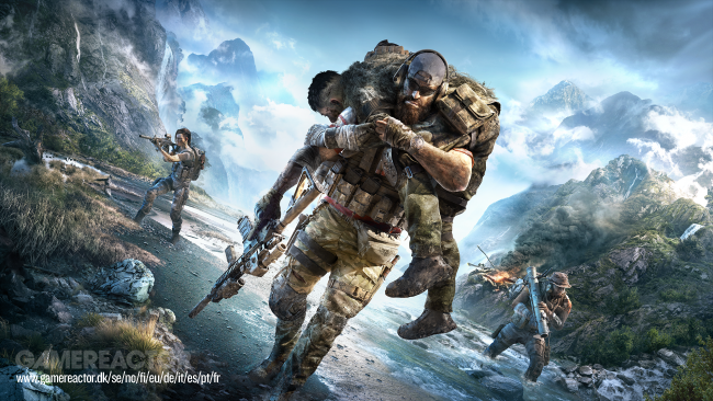 Ubisoft mostra o PvP de Ghost Recon: Breakpoint
